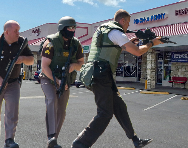 Combative Fighting Arts Corporate Workplace Active Shooter