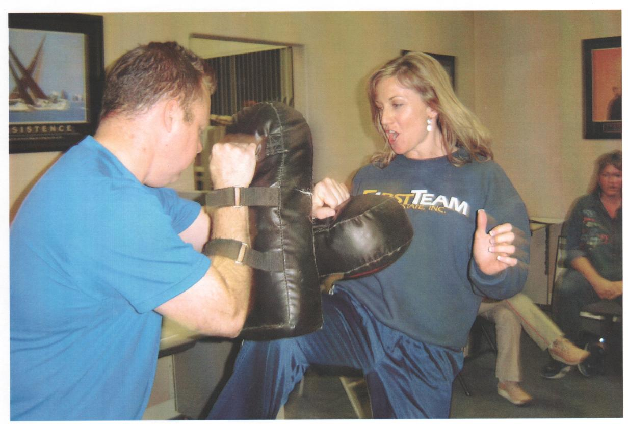 Combative Fighting Arts Corporate Workplace Training