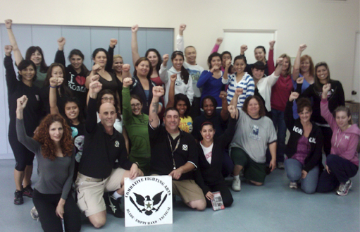 Center of Self Defense Class