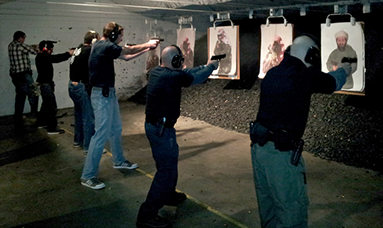 Combative Fighting Arts Firearms Range Terrorism